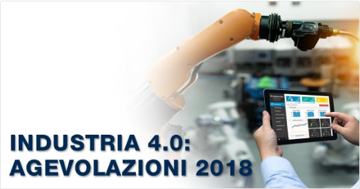 Incentivi Industria 4.0